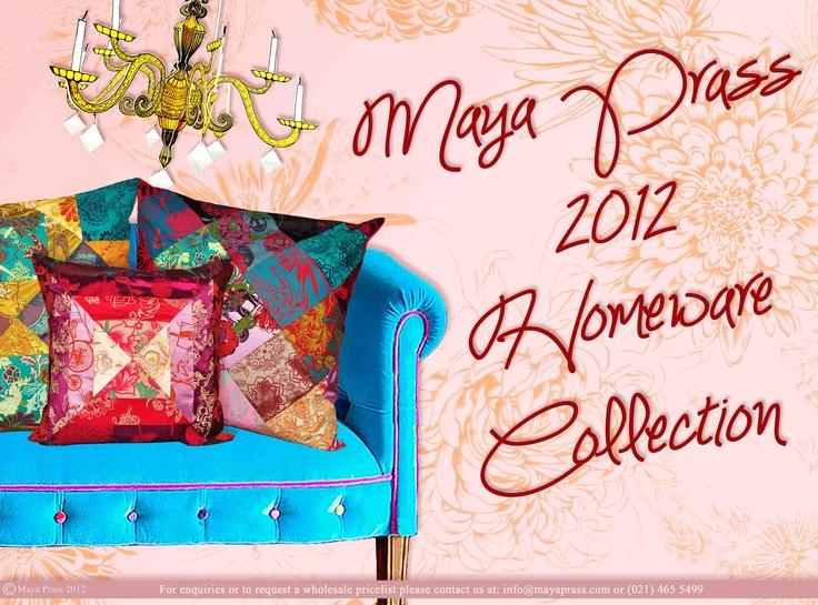Maya Prass Homeware 2012