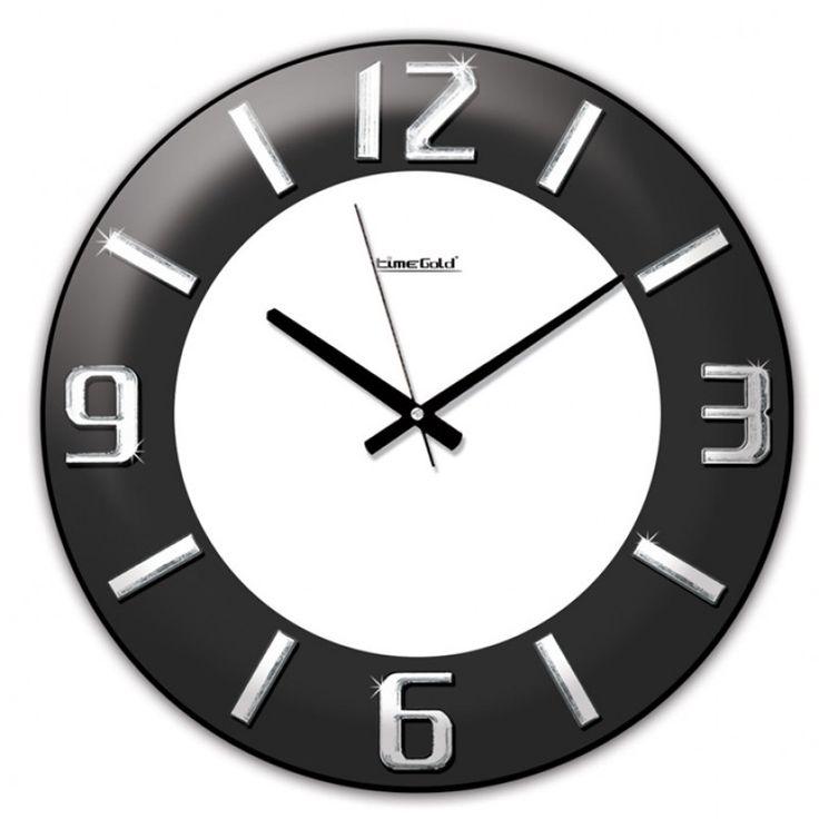 Krom Kabartma Rakamlı Duvar Saati Modeli, Krom Kabartma Rakamlı Duvar Saati Modeli Ürün Bilgisi ;Ürün maddesi : Plastik gövde, bombeli gerçek cam Ebat : 35 cm Mekanizması : Akar saniy