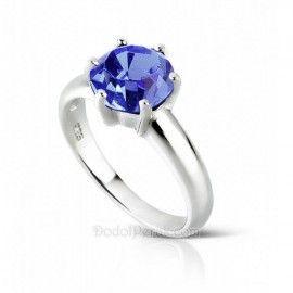 Cincin Perak Wanita Samabi merupakan cincin wanita berbahan perak 925, dengan model simple nan elegant dihiasi sebuah batu biru.  http://dodolperak.com/cincin-perak/cincin-perak-wanita-samabi.html