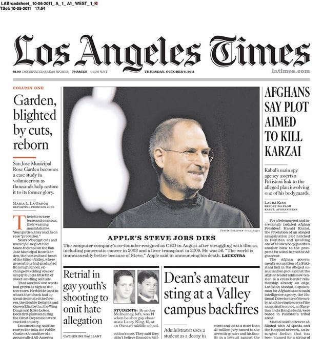 Los Angeles Times: 17 Best Images About Newspapers On Pinterest