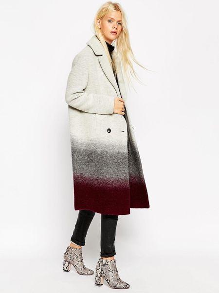 Winterjacken 2015: Oversized Mantel