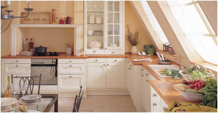 Cuisine sur mesure Ardèche, Cuisine Nolte, Cuisine Porcelanosa - Traditionnelles - Cuisine Roche k