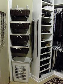 wouldnt fit in my closet, however this would be cute right outside the master bath!