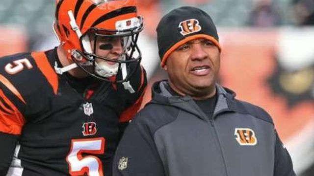 Hue Jackson hired as Browns head coach