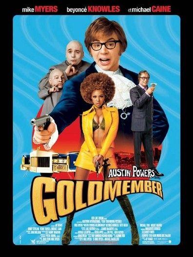 Austin Powers Goldmember - August