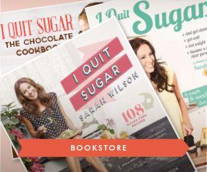 Sarah Wilson, I quit sugar website (recipes and blog)