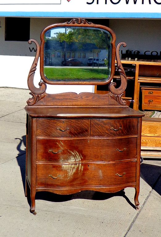 Super Budget & Do It Yourself Items - Used Furniture Detroit Area  (FredsUniqueFurniture) - 261 Best Antique Furniture For Detroit House Images On Pinterest