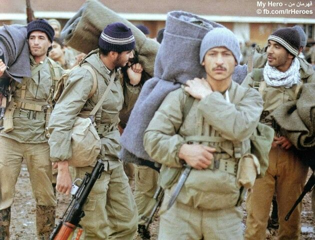 My hero Iranian militant  Karbala4 operation The Halabcha area ,14 February 1988 photo by: Muhammad Ali Suleimani  The Imam Hussein army, the Kalar river, the Halabcha area, Medics at work during Campaign of Walfajr 10.  My Hero - on ohms http://fb.com/IrHeroes