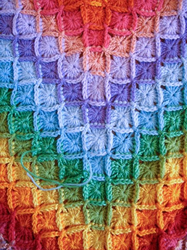 Free Pattern For Bavarian Crochet Baby Blanket Pakbit For