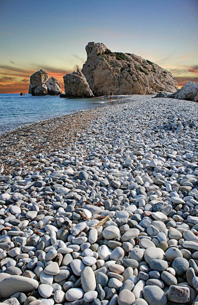 Cyprus, Petra tou Romiou
