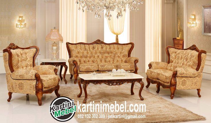 Harga jual dari sofa tamu terbaru mebel jepara giana, kami tawarkan dengan penawaran yang sangat murah, tetapi harga yang kami tawarkan
