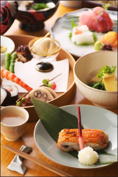 接待・宴会 | 板橋区、志村坂上のそば・和食料理「手打ち蕎麦 よし田」コース料理のご紹介