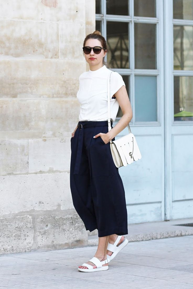 29 best culottes outfit images on pinterest | clothes, my style