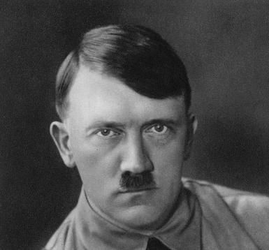 Adolf Hitler, leader of Nazi Germany - (Photo by The Print Collector/Print Collector/Getty Images)