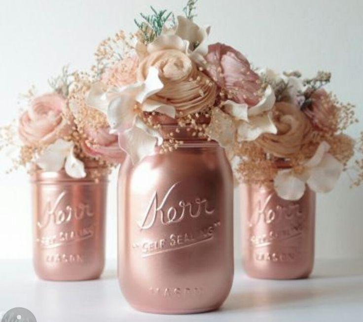 Wedding pink souvenirs