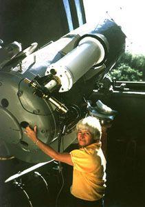 Women in Planetary Science: Dr. Carolyn Shoemaker, USGS