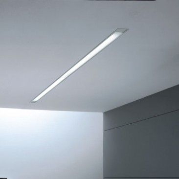 60 best recessed lighting images on pinterest arquitetura for the linear recessed lighting can fill a space with even inconspicuous light contemporary aloadofball Image collections