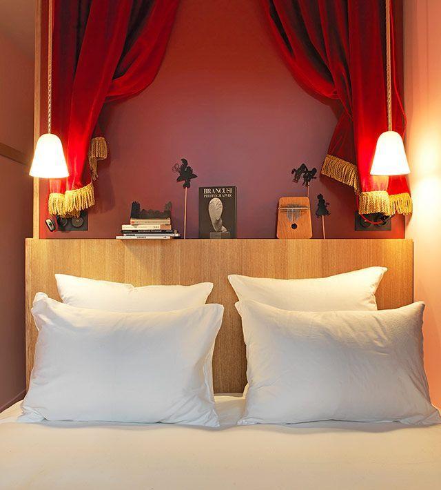 Ces Iles Creatives Pour Dormir Travailler Rever Dormir Travailleuse Chambre