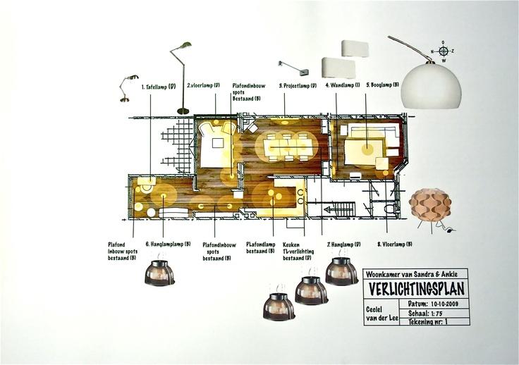 Verlichting Woonkamer Plan: Verlichting woonkamer plan ...