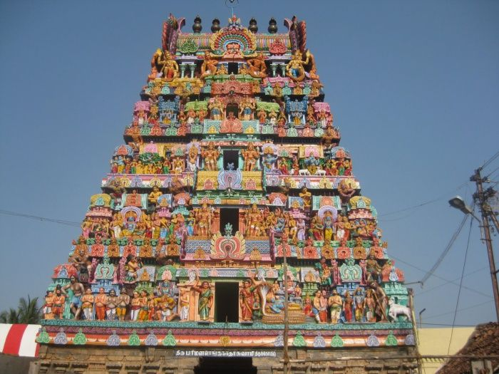 Sri Ranganathaswamy Temple One Of The Most Famous Ancient Indian