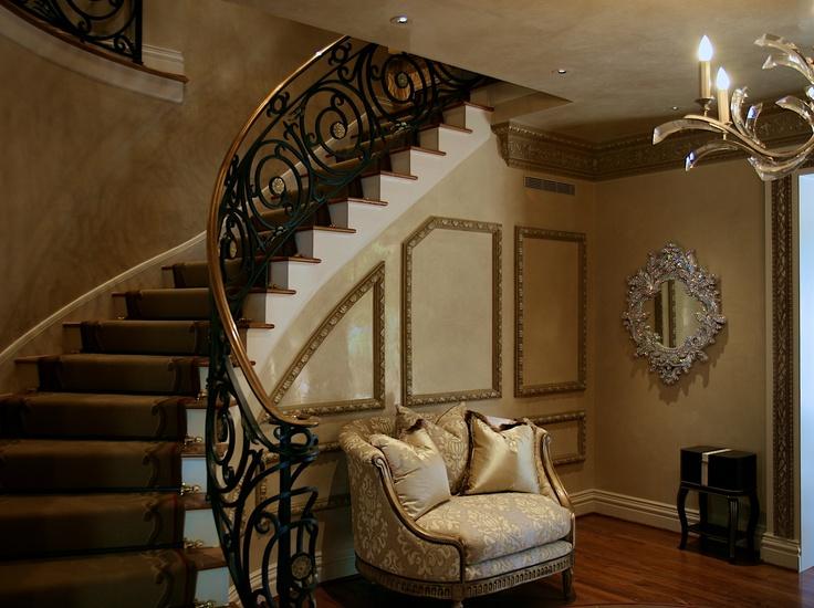 Foyer Plaster Ceiling : Images about venetian plaster on pinterest