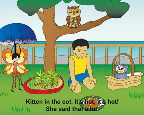 Butterfly found Tree Rhyme - https://east.education/portfolio-item/nursery-rhymes-videos-butterfly-found-tree-rhyme/ English language learning is more fun through this Phonics Nursery rhyme video. You can download the accompany workbooks, Phonetic Rhymes for pre year one and two, in books section of this website.