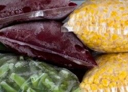 How to Properly Freeze Fresh Summer Vegetables - Delicious recipes from united states