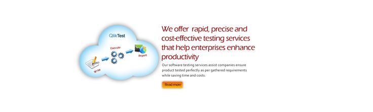 Infotree Solutions provide software testing services and solutions across the globe. We also offer cloud based test automation services through our testing solution called QlikTest.