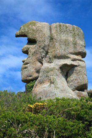 Cote de granit rose - le père Trebeurden