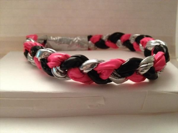 4 DIY Duct Tape Bracelets   101 Duct Tape Crafts