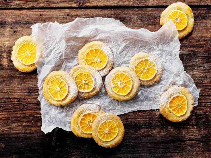 Klementiinikeksit - Reseptit