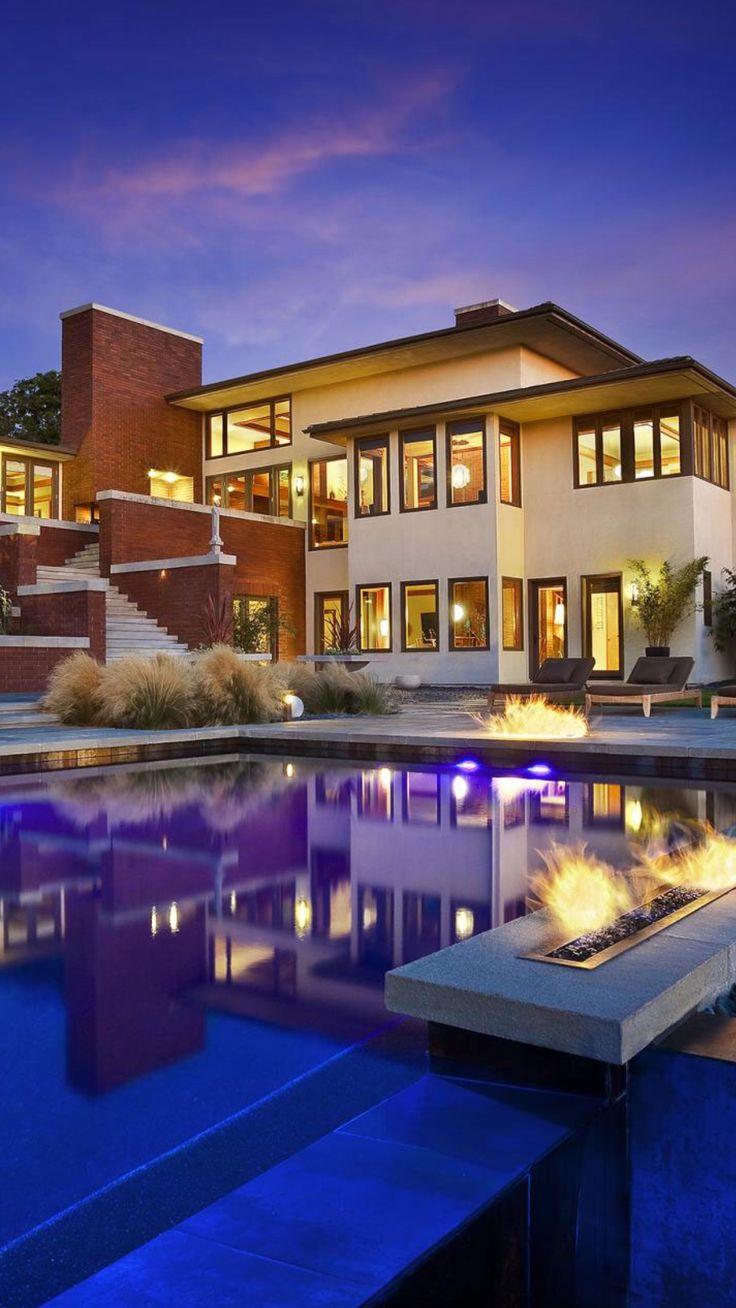 Opulent, #modernmansions #luxuryswimmingpools