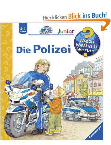 Die Polizei / [Ill.: Wolfgang Metzger. Text: Andrea Erne]  | ab 3 #Berufe #Handwerk | Westend Berufe Handwerk Gsm 2 /POL Kindersachbuch