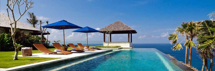 With magnificent panoramic ocean views and seven unique, oversized, and architecturally refined 5-bedroom villas nestled into 7.5 acres of perfectly manicured tropical gardens, Semara Luxury Villa Resort is very much a place for the dedicated few.    http://www.eliteresortsofasiapacific.com/elite-resorts/semara-luxury-villa-resort