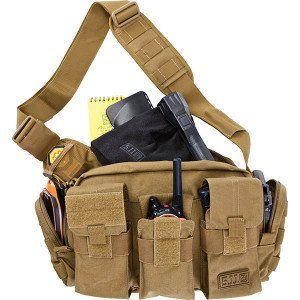5.11 Bail Out Bag, Flat Dark Earth $59.99 and $5 shipping