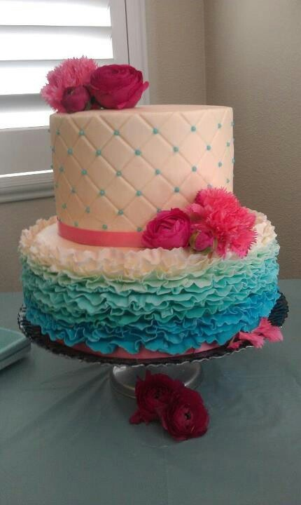 How Much For A Two Tiered Wedding Cake In Ky