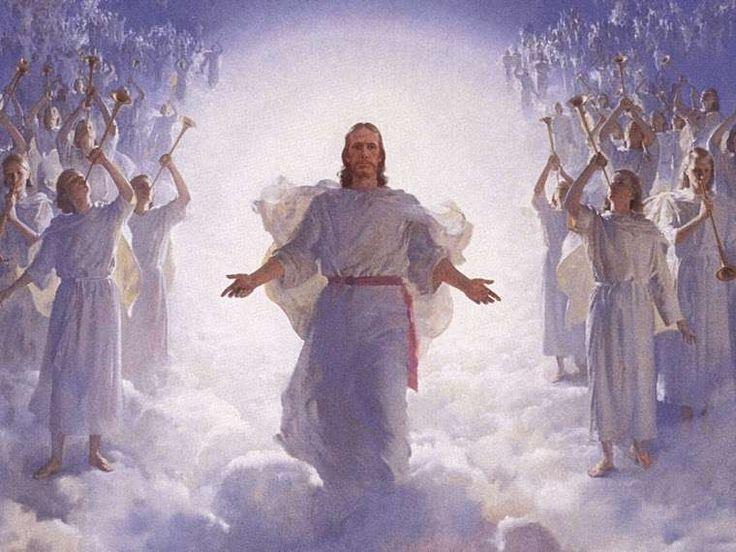Второе пришествие Христа — Тайны религий — Новости — Паранормальные новости