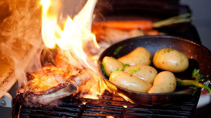 Her får du tipsene til en skikkelig vårrengjøring av grillen, enten du bruker gass eller kull.
