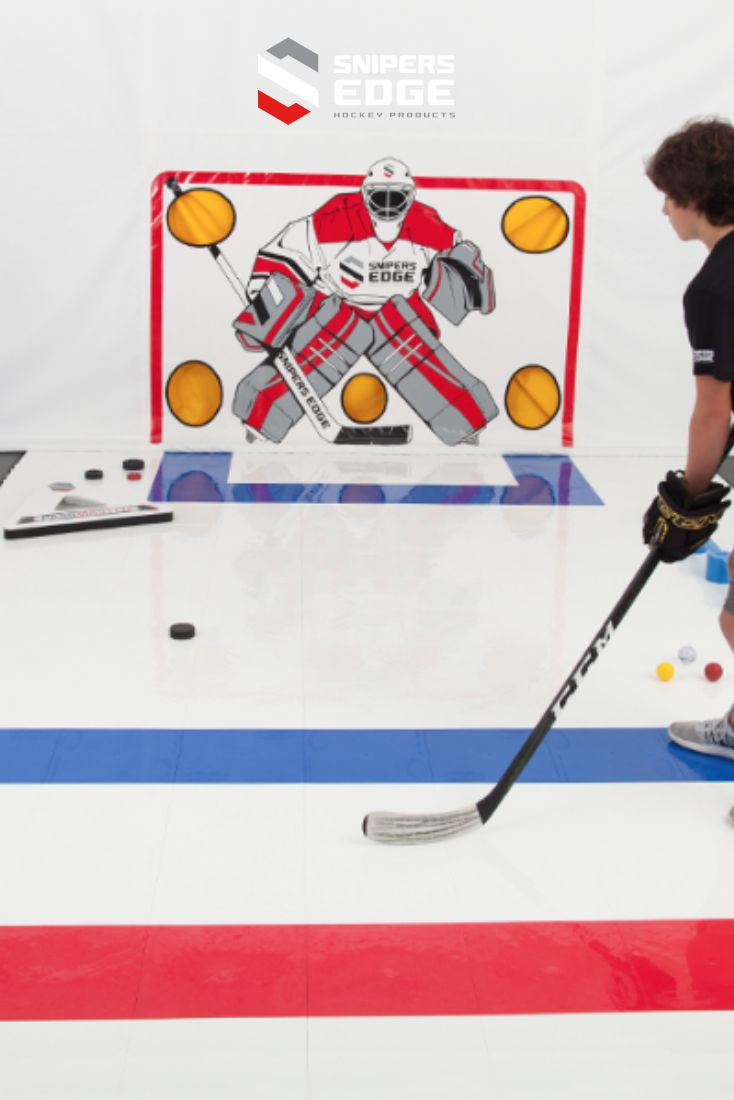 42 Best Hockey Training Aids Images On Pinterest Hockey Basement