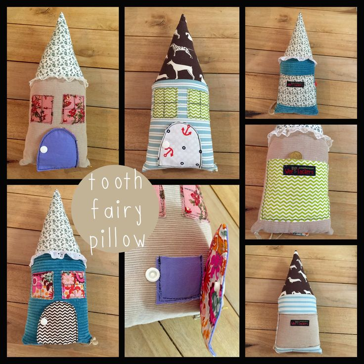 Tooth Fairy House. by Wee Tackers