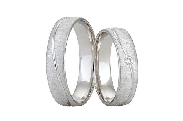 Snubní prsteny - model č. 346/02