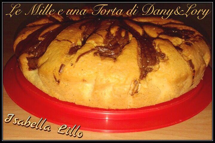Condividi la ricetta...RICETTA DI: Isabella Lillo Ingredienti: 300 gr di farina 3 uova 150 gr di zucchero 150 di panna da montare per dolci (io ho messo hopla') 80 ml di olio di semi di…