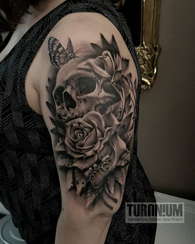 #Tattoo by #TattoocynArtist  @hieronymus_the_younger  Artists and studios want to try Tattoocyn AfterCare - http://ift.tt/2bRIKwK  Latest post from our Instagram Account @tattoocyn
