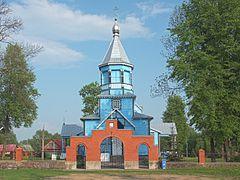 Cerkiew od frontu