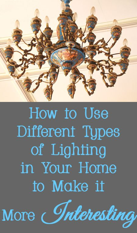 Top 25 ideas about lighting and fans on pinterest for Types of lights used in interiors