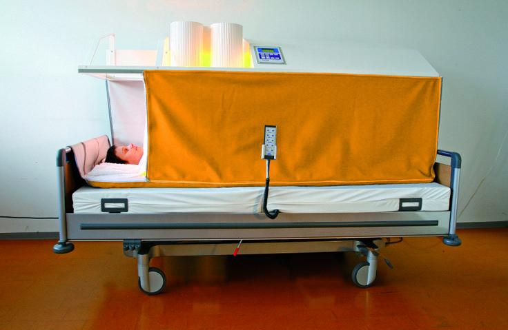 Hipertermia ogólnoustrojowa - terapia leczenia nowotworów