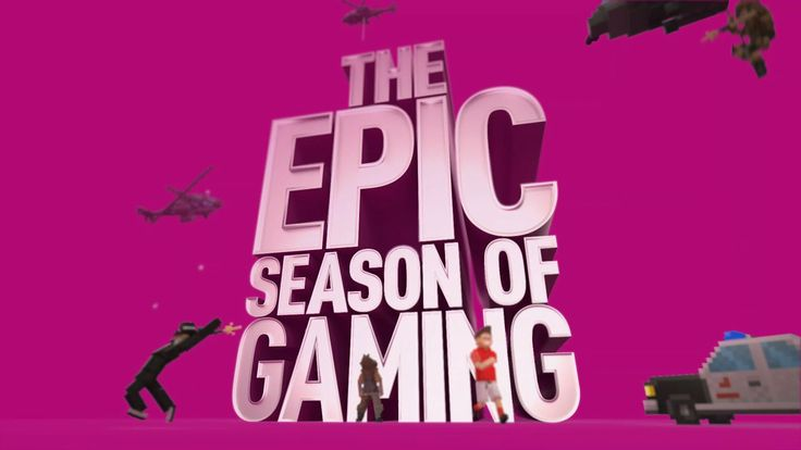 GAME Epic Season of Gaming PreRoll - THE DROP
