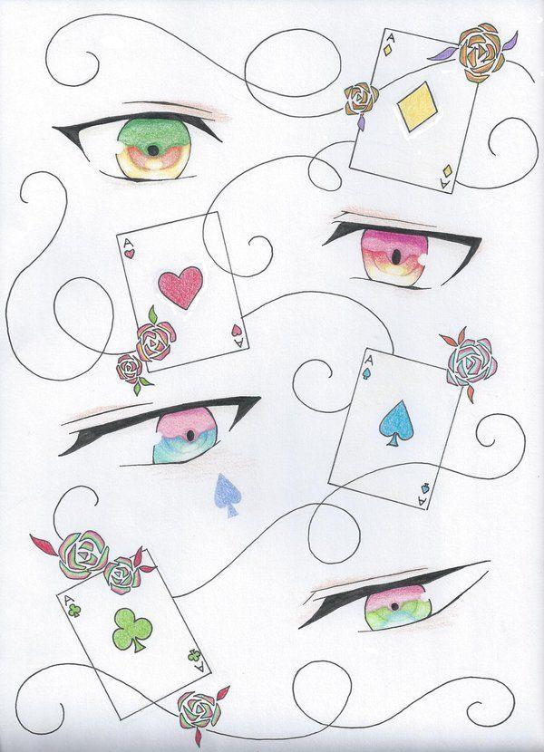 amnesia eyes!Niki Vlachou