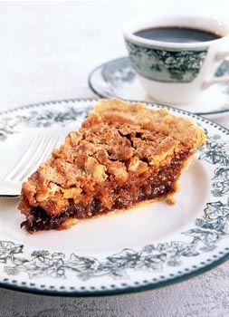 Chocolate-Walnut Pie