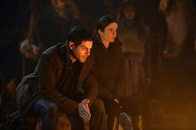 Recap of 'Grimm' season 6 episode 11 titled Where the Wild Things Were airing Mar 17, 2017. Eve and Nick pass through the mirror.